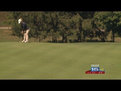Homestead Wins NHC Girls Golf Tournament