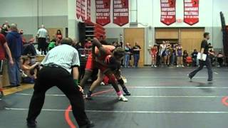 Dalton Voyles Pacfic vs Childs Raytown South 182 lbs