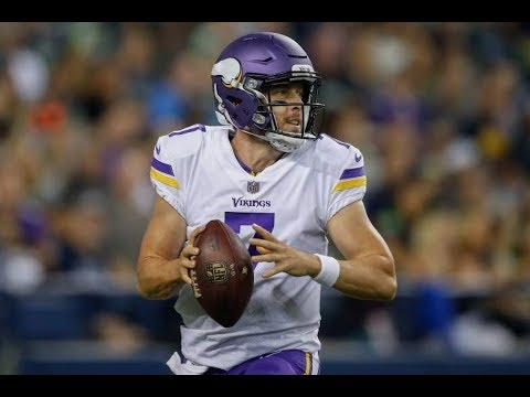 Jets expected to get Teddy. Broncos Case Keenum. Both BETTER draft first round QB