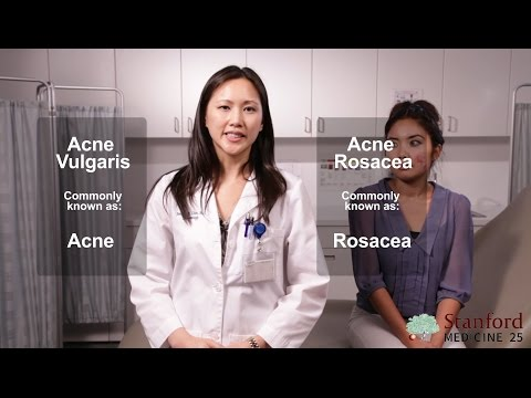 How To Find Out Whether You Have Acne Or Rosacea?