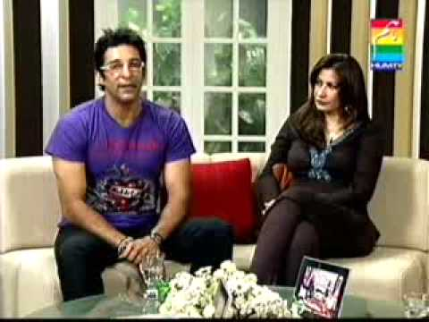Wasim Akram And Huma Akram Interview Part 2