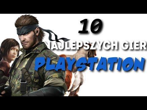 10 najlepszych gier w historii PlayStation
