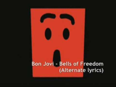 Tekst piosenki Bon Jovi - Bells of Freedom (Unreleased Alternate Lyrics) po polsku