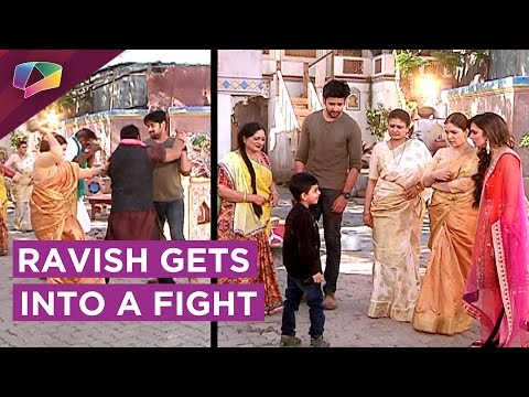 Ravish Gets Into A Fight For Madhav | Jana Na Dil