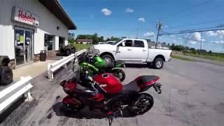 10. NEW REVIEW Kawasaki Ninja 400