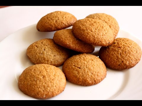 рецепт овсяных печений фото