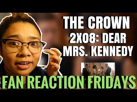 "The Crown Season 2 Episode 8: ""Dear Mrs. Kennedy"" Reaction & Review | Fan Reaction Fridays"