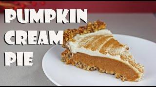 Pumpkin Cream Pie || Gretchen's Bakery by Gretchen's Bakery