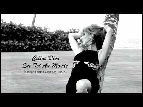Celine Dion - Que Toi Au Monde (Demo by Davide Esposito)