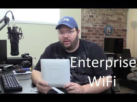 Ubiquiti Networks UniFi AC Enterprise WiFi System Overview