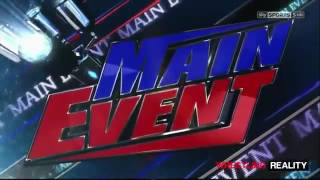 Nonton Wwe Main Event 09 08 16 Highlights   Wwe Main Event 8 September 2016 Highlights  Film Subtitle Indonesia Streaming Movie Download