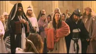 El evangelio de juan. pelicula.