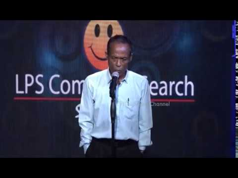 Lianchhunga (Lc-a) Zipro  LPS Comedian Search 2018 Finalist