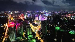 Haikou China  city images : TimeLapse Haikou,China 縮時攝影,海口