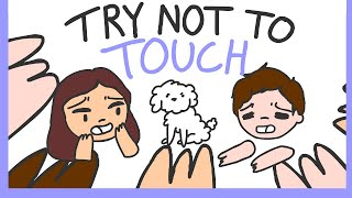 Try Not To Touch Challenge (Animated)