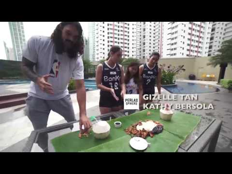 FILIPINO FOOD WITH STEVEN ADAMS