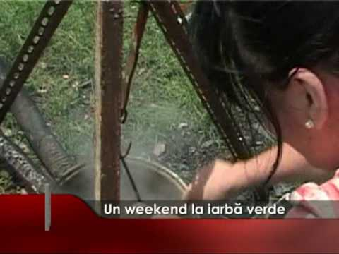 Un weekend la iarbă verde