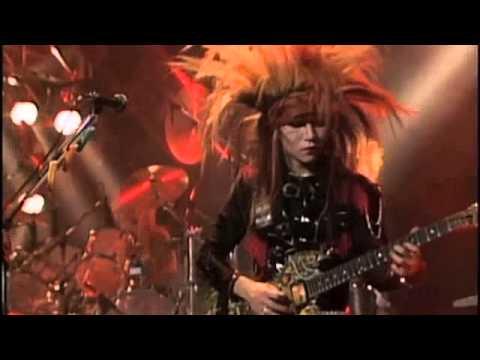 X Japan - Kurenai Live 1989 online metal music video by X JAPAN