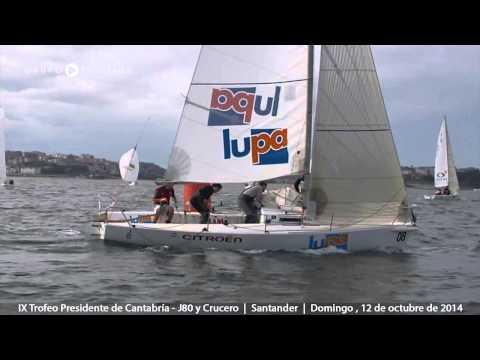 RCMSantander-IX Trofeo Presidente de Cantabria J80/Crucero, Domingo