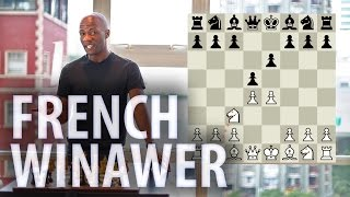 Chess openings - French Winawer