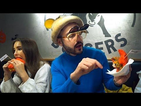 Магазин GUCCI в Санкт-Петербурге. SOBOLEV Burger 2.0 vs LARIN Burger 2.0 (видео)