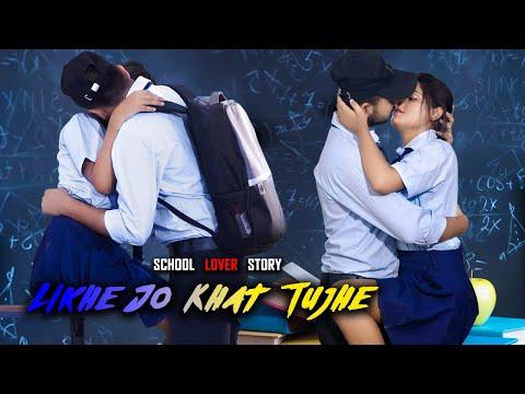 Likhe Jo Khat Tujhe | School Love Story | Ft. Surya & Simi | Latest Hindi Song 2020 | Surya Creation