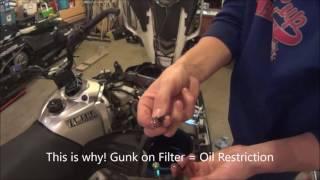 5. Yamaha Rx-1 Oil Change