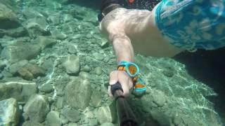Amorgos Greece  city pictures gallery : Amorgos, Greece (underwater, 'Le Grand Bleu'') 2016 (GoPro)