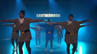 Nonton Shamrock 2016 - Brotherhood Film Subtitle Indonesia Streaming Movie Download