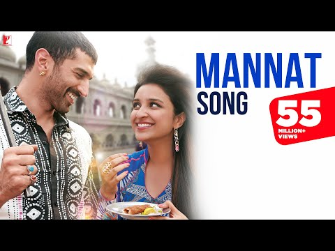 Mannat - Song | Daawat-e-Ishq | Aditya Roy Kapur, Parineeti Chopra | Sonu, Shreya, Keerthi