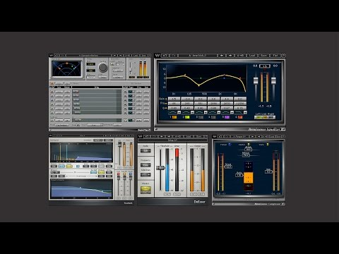 Intro to Mixing Vocals with Waves Plug-Ins