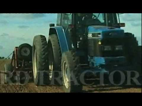 Ford Tractors&#8211;series 10