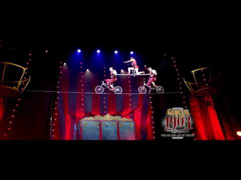 Circus 1903 – The Golden Age Of Circus