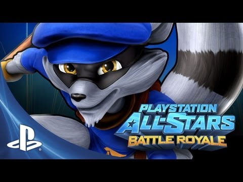 PlayStation® All-Stars Battle Royale - Sly Cooper Strategies