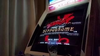 Hippodrome (Arcade Emulated / M.A.M.E.) by JES