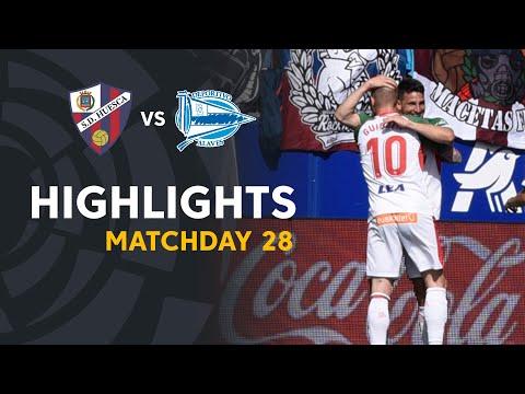 Highlights SD Huesca vs Deportivo Alaves (1-3) - Thời lượng: 91 giây.