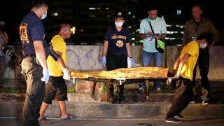 A polícia das Filipinas lança novas operações antidrogas orquestradas pelo presidente Rodrigo Duterte que deixam saldos sangrentos. O líder acusa a polícia por não conseguir acabar com o narcotráfico, uma promessa de campanha.ᐳᐳᐳ ATENÇÃO CLIENTES: IMAGENS DE CORPOS ᐸᐸᐸ