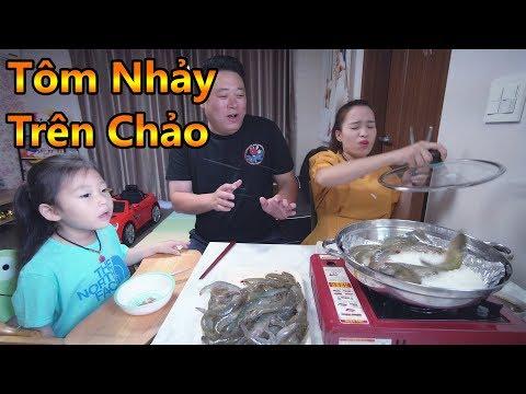 Vlog 186 Tôm Tươi Nướng Muối Ngon Tuyệt (Salted Grilled Shrimp) [Cuộc Sống Hàn Quốc] - Thời lượng: 13:04.
