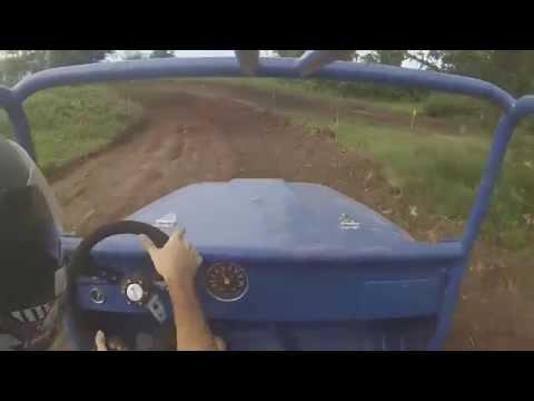 Flávio Dantas - Jeep Robertão - 1ª Prova Fora de Estrada de Alagoa Grande-PB - 27/07/2014