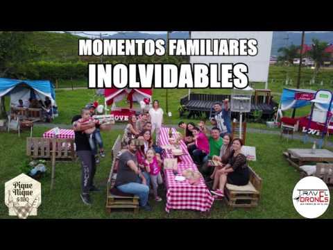 Pique Nique BBQ Video corporativo  - Travel Drones COl
