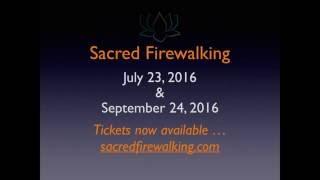 Sacred Firewalking 2016 Short