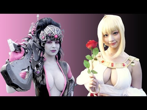 Anime Los Angeles | Anime Impulse - 2019 Cosplay Music Video 4K