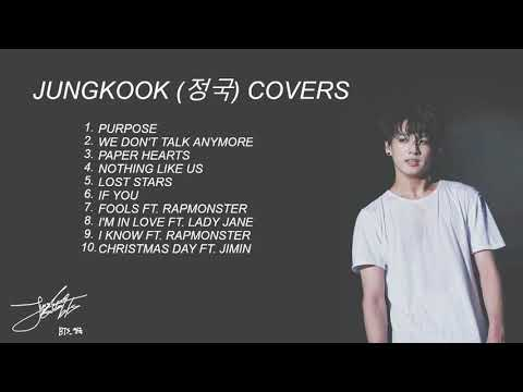 JUNGKOOK (정국) COVERS COMPILATION - Thời lượng: 40:02.