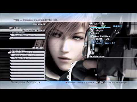 preview-Let\'s Play Final Fantasy 13! - 025 - A lot of upgrading...about time (ctye85)