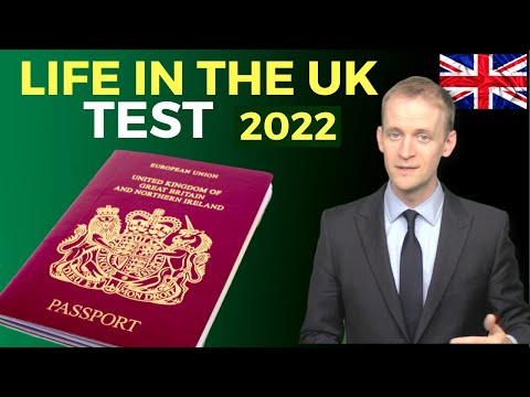 Life in the UK test (2020) ✅️ PREPARE for the test! (episode 5)