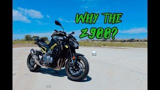 7. WHY I GOT THE 2018 KAWASAKI Z900 OVER OTHER NAKED BIKES