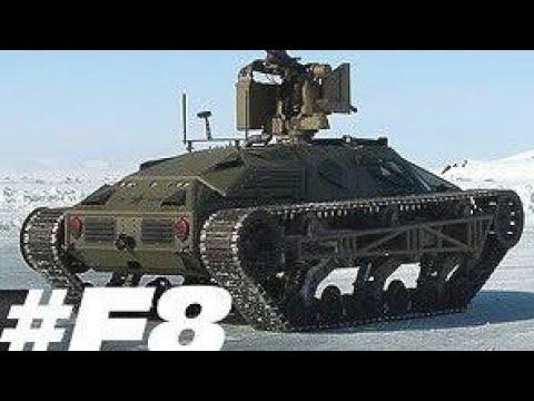 Nyt on munakas kulkupeli! Ripsaw EV2 Extreme Super Tank
