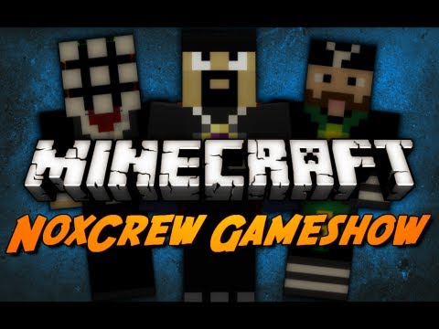 Minecraft: NoxCrew GameShow - Game 1 & 2 - Round 1 (AntVenom POV)