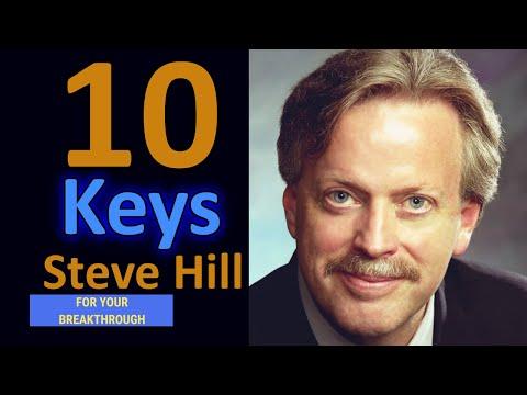 Steve Hill - 10 Keys For Your Breakthrough