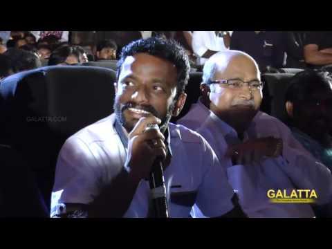 Simbhu said that Kamal sir is like Vaali   Pandiraj